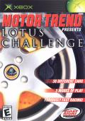 Lotus Challenge Xbox Front Cover