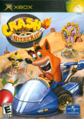 Crash Nitro Kart Xbox Front Cover
