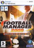 Worldwide Soccer Manager 2009 Macintosh Front Cover