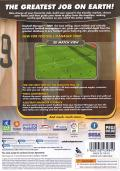 Worldwide Soccer Manager 2009 Macintosh Back Cover