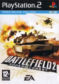 Battlefield 2: Modern Combat PlayStation 2 Front Cover