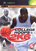 College Hoops 2K6 Xbox Front Cover