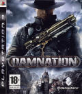 Damnation PlayStation 3 Front Cover