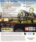 Fallout 3: Game of the Year Edition PlayStation 3 Back Cover