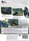 MotoGP 4 PlayStation 2 Back Cover