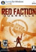 Red Faction: Guerrilla Windows Front Cover