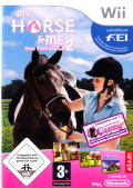 My Horse & Me 2 Wii Front Cover