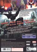 Spider-Man: Web of Shadows - Amazing Allies Edition PlayStation 2 Back Cover