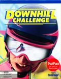 Downhill Challenge DOS Front Cover