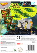 George of the Jungle and the Search for the Secret Wii Back Cover