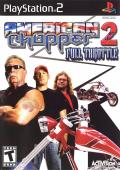American Chopper 2: Full Throttle PlayStation 2 Front Cover