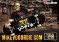 Mike V: Do or Die iPhone Front Cover