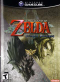 The Legend of Zelda: Twilight Princess GameCube Front Cover