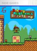 Johnny Platform's Biscuit Romp Xbox 360 Front Cover