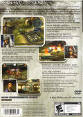Romance of the Three Kingdoms XI PlayStation 2 Back Cover