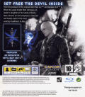 Devil May Cry 4 (Collector's Edition) PlayStation 3 Back Cover