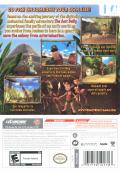 The Ant Bully Wii Back Cover