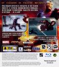 Iron Man PlayStation 3 Back Cover