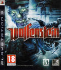 Wolfenstein PlayStation 3 Front Cover