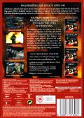 Return to Castle Wolfenstein: Game of the Year Windows Back Cover