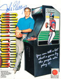 John Elway's Quarterback PC Booter Front Cover