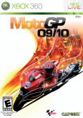 MotoGP 09/10 Xbox 360 Front Cover