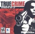 True Crime: Streets of LA Macintosh Other Jewel Case - Front