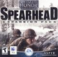 Medal of Honor: Allied Assault - Spearhead Macintosh Other Jewel Case - Front
