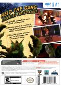 Scooby-Doo!: First Frights Wii Back Cover