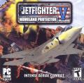 JetFighter V: Homeland Protector Windows Other Jewel Case - Front