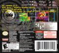 Spac3 Invaders Extr3me Nintendo DS Back Cover