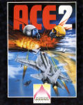 ACE 2 Commodore 64 Front Cover