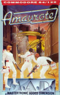 Amaurote Commodore 64 Front Cover