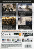 Battlefield: Bad Company 2 (Limited Edition) Windows Back Cover
