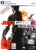 Just Cause 2 (Limited Edition) Windows Front Cover