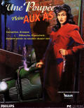 The Dame Was Loaded DOS Front Cover