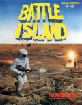 Battle Island Commodore 64 Front Cover