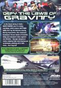 XGRA: Extreme G Racing Association PlayStation 2 Back Cover