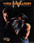 Wing Commander IV: The Price of Freedom DOS Front Cover