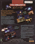 Wing Commander III: Heart of the Tiger DOS Back Cover