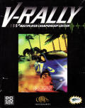 V-Rally Edition 99 Windows Front Cover