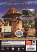 Myst Uru Complete Chronicles Windows Other Game disc Keep Case - Back