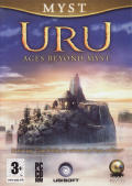 Myst Uru Complete Chronicles Windows Other Game disc Keep Case - Front