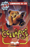 Collapse Commodore 64 Front Cover