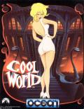 Cool World Commodore 64 Front Cover