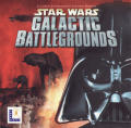 Star Wars: Galactic Battlegrounds Windows Other Jewel case front