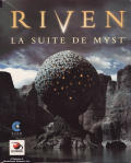 Riven: The Sequel to Myst Macintosh Front Cover