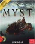 Myst Windows 3.x Front Cover