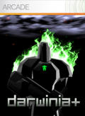 Darwinia+ Xbox 360 Front Cover
