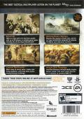 Battlefield: Bad Company 2 (Limited Edition) Xbox 360 Back Cover